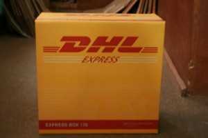 DHL Shipping by Direct Way Express